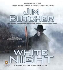 White Night - Jim Butcher, James Marsters