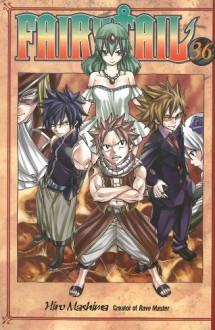 Fairy Tail 36 - Hiro Mashima