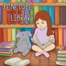 Penelope Goes to the Library - Jennifer Ward