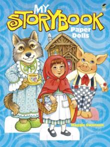My Storybook Paper Dolls - Maggie Swanson