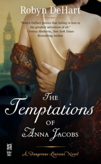 The Temptations of Anna Jacobs - Robyn DeHart