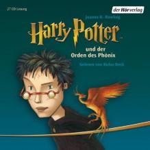 Harry Potter und der Orden des Phönix - Rufus Beck, J.K. Rowling