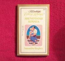 Shenandoah Summer (Ecstasy #299) - Samantha Hughes