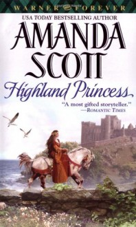 Highland Princess - Amanda Scott