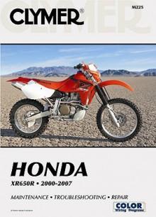 Honda XR650R: 2000-2007 - Ron Wright