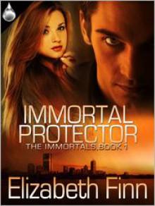 Immortal Protector - Elizabeth Finn