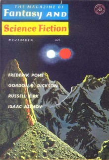 The Magazine of Fantasy and Science Fiction, December 1962 - Avram Davidson, Isaac Asimov