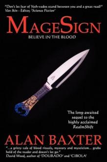 Magesign - Alan Baxter
