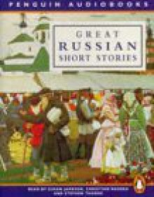 Great Russian Short Stories - Anton Chekhov, Stephen R. Thorne, Christine Rodska