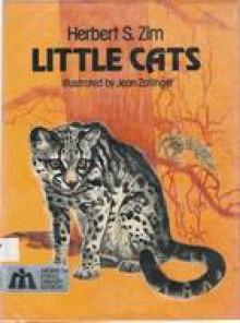 Little Cats - Herbert S. Zim, Jean Zallinger