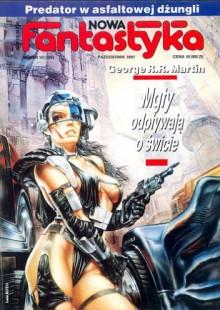 Nowa Fantastyka 109 (10/1991) - Redakcja miesięcznika Fantastyka
