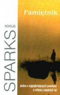 PAMIĘTNIK - Nicolas Sparks -