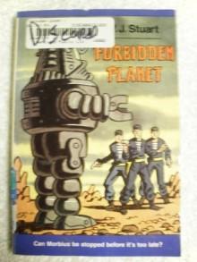 Forbidden Planet - W.J. Stuart
