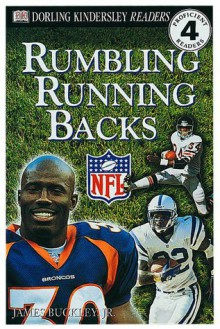 DK NFL Readers: Rambling Running Backs (Level 4: Proficient Readers) - James Buckley Jr.
