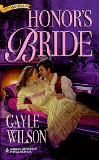 Honor's Bride - Gayle Wilson