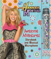 Hannah Montana Awesome Adventures (Glitzy Edition) - Reader's Digest Association