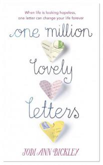 One Million Lovely Letters - Jodi Ann Bickley