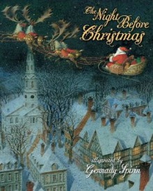 The Night Before Christmas - Gennady Spirin, Clement C. Moore