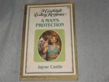 A Man's Protection (Candlelight Ecstasy, #36) - Jayne Castle, Jayne Ann Krentz