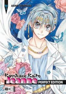 Kamikaze Kaito Jeanne Vol. 2 - Arina Tanemura