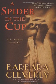 A Spider in the Cup - Barbara Cleverly
