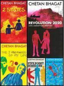 Chetan Bhagat (Combo of 5 Books) - Chetan Bhagat