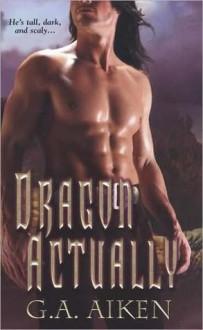Dragon Actually - Shelly Laurenston