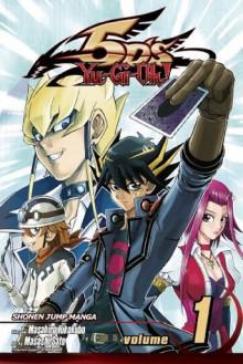 Yu-Gi-Oh! 5D's, Vol. 1 - Masahiro Hikokubo, Masashi Sato
