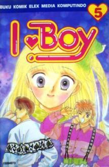 I Love Boy Vol. 5 - Yu Asagiri
