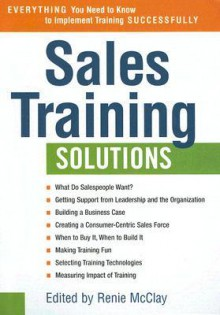 Sales Training Solutions - Renie McClay