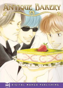 Antique Bakery, Volume 3 - Fumi Yoshinaga