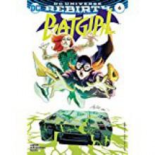 Batgirl (2016-) #6 - Hope Larson,Rafael Albuquerque