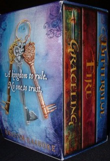 The Gracling Realm Box Set (Graceling, Fire, and Bitterblue) - Kristin Cashore