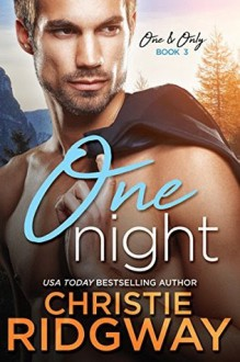 One Night (One & Only Book 3) - Christie Ridgway