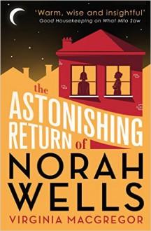 The Astonishing Return of Norah Wells - Virginia Macgregor,Clare Corbett