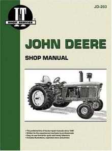 John Deere Shop Manual JD-203 -