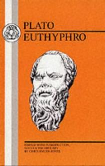 Plato: Euthyphro - C. Emlyn Jones