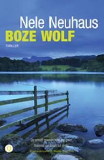 Boze wolf - Nele Neuhaus, Sander Hoving