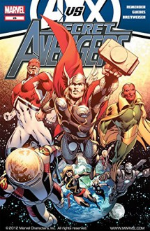 Secret Avengers (2010-2012) #26 - Rick Remender, Renato Guedes