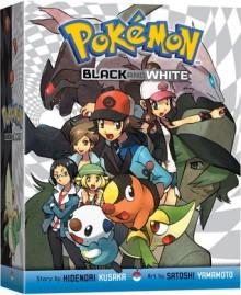 Pokemon Black and White [Box Set] - Hidenori Kusaka, Satoshi Yamamoto