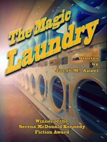 The Magic Laundry - Jacob M. Appel, Jason C. Anderson