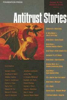 Antitrust Stories - Eleanor M. Fox