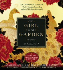 The Girl in the Garden - Kamala Nair,Anitha Gandhi