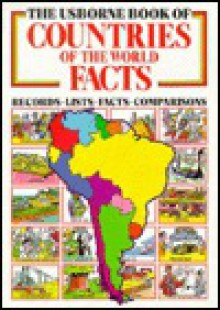 The Usborne Book of Countries of the World Facts (Usborne Facts & Lists) - Nardi Reeder Champion