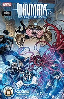 Inhumans: Once And Future Kings (2017) #2 (of 5) - Gustavo Duarte,Nick Bradshaw,Ryan North,Phil Noto,Christopher Priest