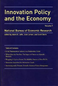 Innovation Policy and the Economy 7 - Adam B. Jaffe