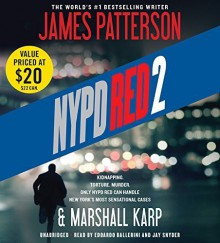 NYPD Red 2 (Unabridged) (2015-07-15) [Audio CD] - James Patterson