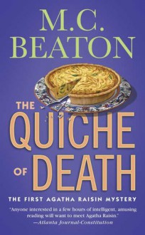 The Quiche of Death - M.C. Beaton