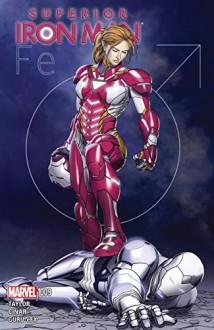 Superior Iron Man (2014-2015) #9 - Yildiray Cinar, Tom Taylor