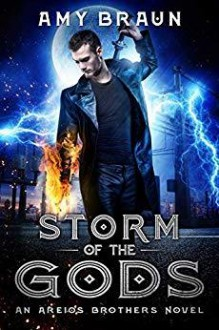 Storm of the Gods (Areios Brothers #1) - Amy Braun